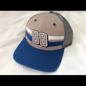 Other - Dale Jr NASCAR Trucker Men's Hat New
